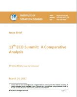 Issue Brief on 13th ECO Summit: A Comparative Analysis