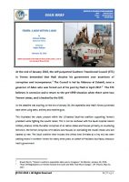 Issue Brief on Yemen: A War Within a War