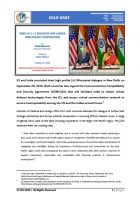 Issue Brief on Indo - US 2 + 2 Dialogue and Larger Indo-Pacific Cooperation