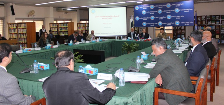 3rd Coordination Meeting of Think Tanks