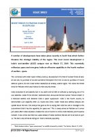 Issue Brief on Recent Threats to Strategic Stability in South Asia