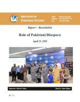 Report – Roundtable on Role of Pakistani Diaspora