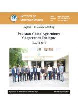 Institute of Stategic Studies Islamabad | Institute of