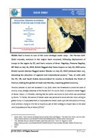 Issue Brief on Escalating Tensions in Hormuz: Current Situation and Future Risks