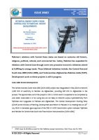 Issue Brief on Potential Energy Supply from Central Asia to Pakistan: Recent Developments