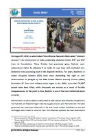 Issue Brief on Indian Atrocities in IOK: Is India Following Israeli Script?